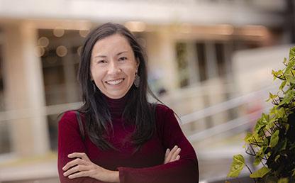 Raquel Bernal, primera rectora de la Universidad de los Andes.