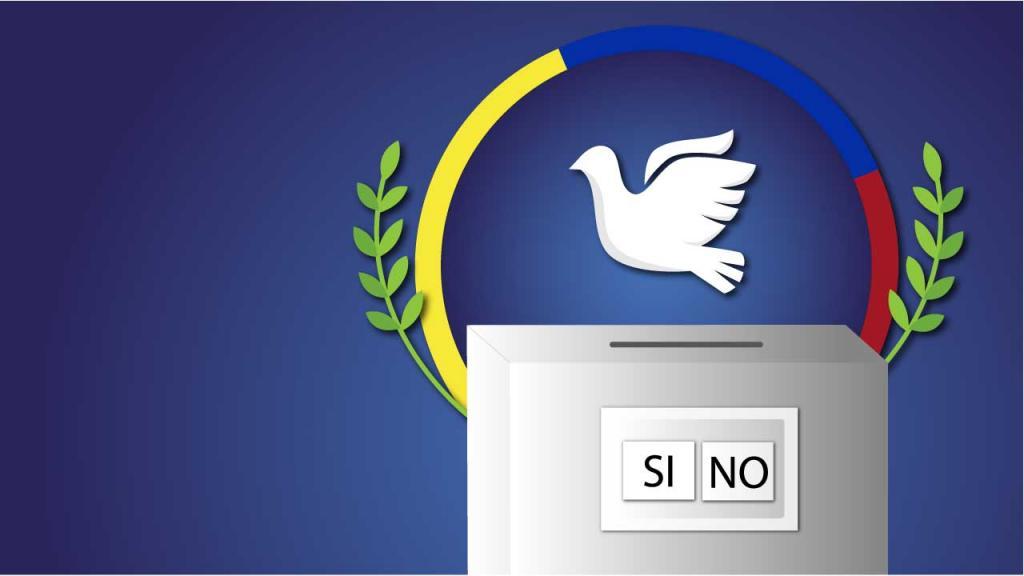 El 2 de octubre del 2016 se votó el plebiscito por la paz, con el triunfo del 'No' en las urnas.