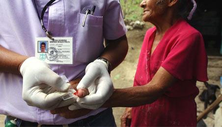Deficiencias en salud en municipios