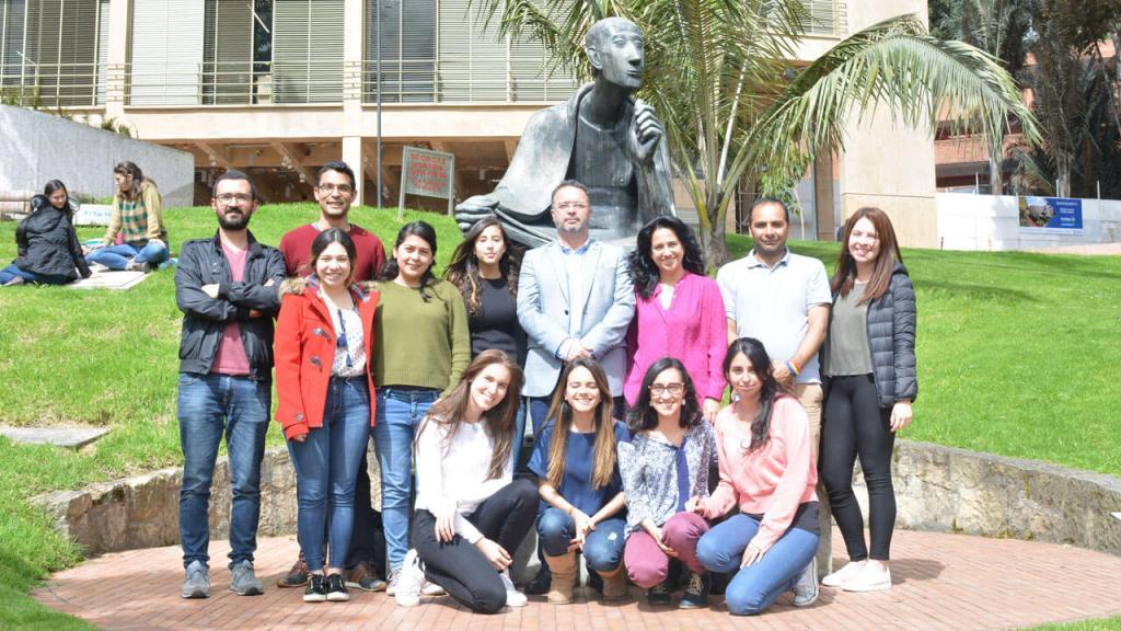 Equipo de la Facultad de Educación participante en el proyecto de medición de la calidad educativa con enfoque pedagógico