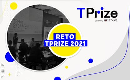 Logo Reto TPrize 2021