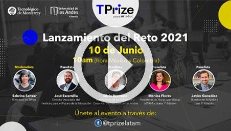 Reto TPrize 2021
