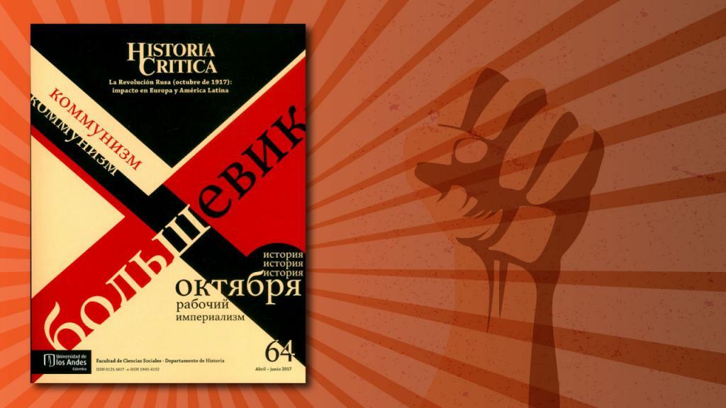 Portada revista Historia Crítica