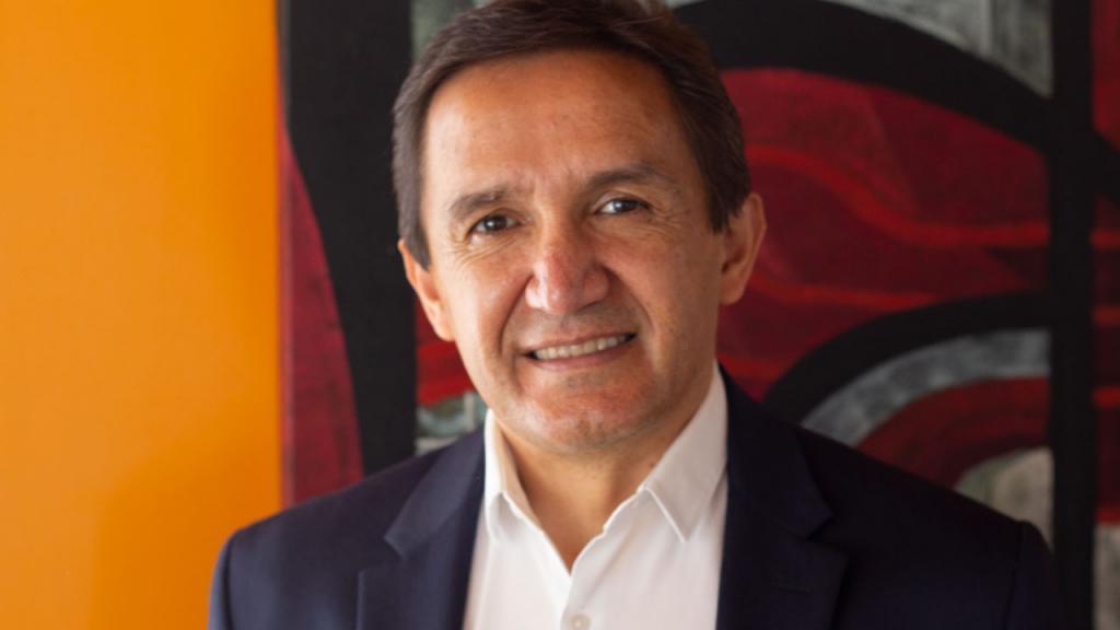 Ricardo Granados, presidente de Uniandinos