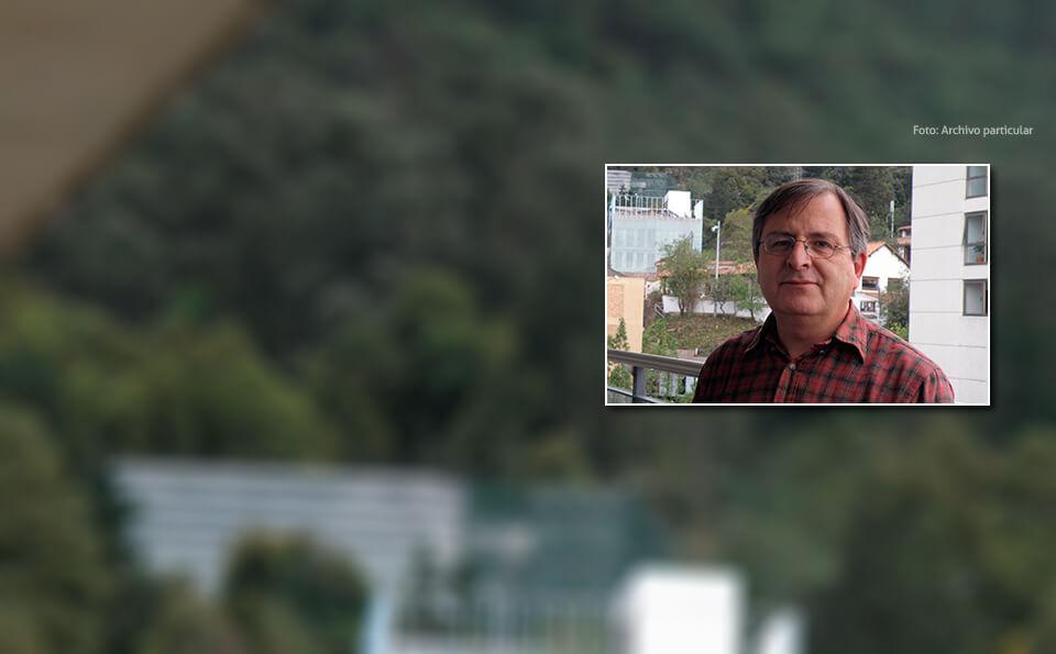 Rodrigo Alberto Marin, director Geociencias
