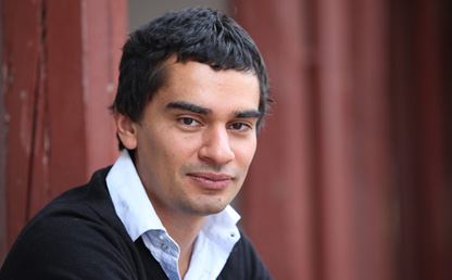 Rondy Felipe Torres López, profesor de Música