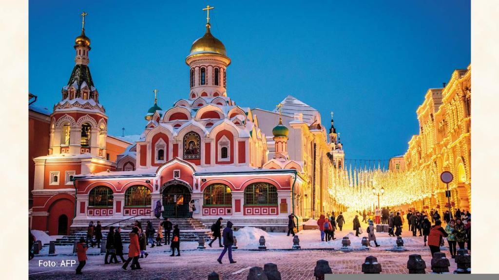 Imagen de Catedral de Kazán, Moscú