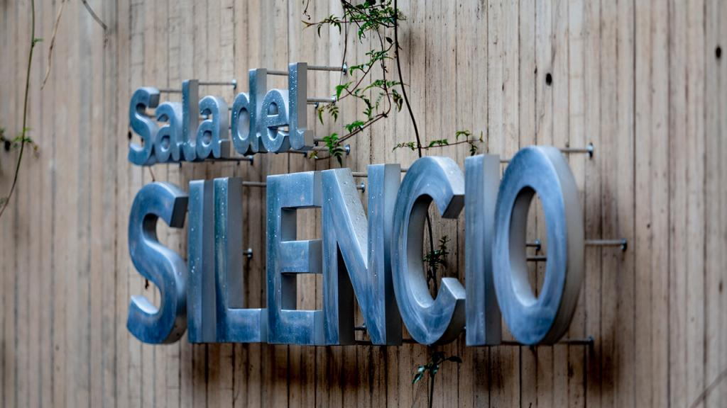 Sala del Silencio Universidad de los Andes
