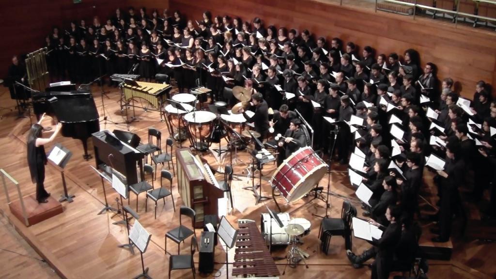 Coro filarmónica
