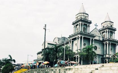 Catedral en Quibdó