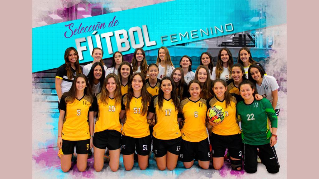 Selección de Futbol Femenino Uniandes