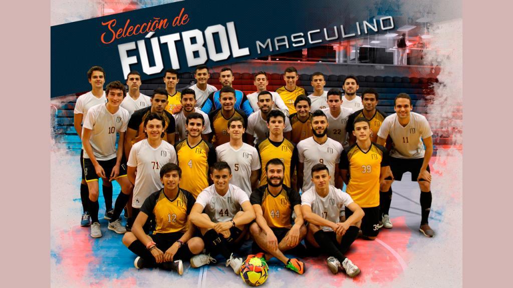 Selección de Futbol Masculino Uniandes