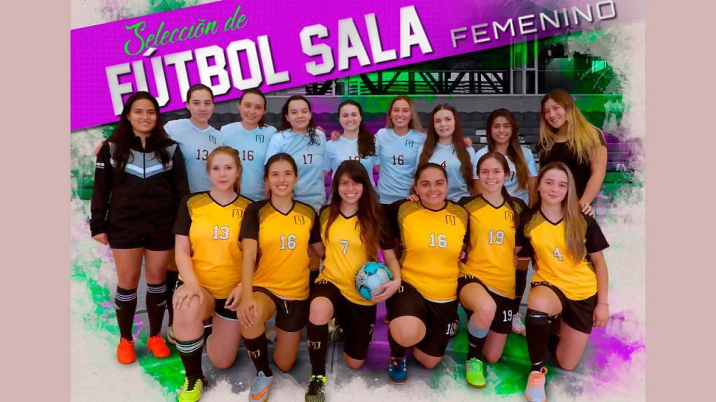 Selección Uniandes Futbol sala femenino