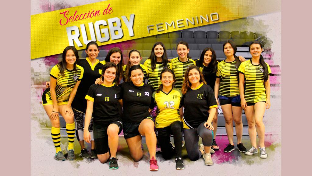 Selección Masculina Rugby Femenino Uniandes