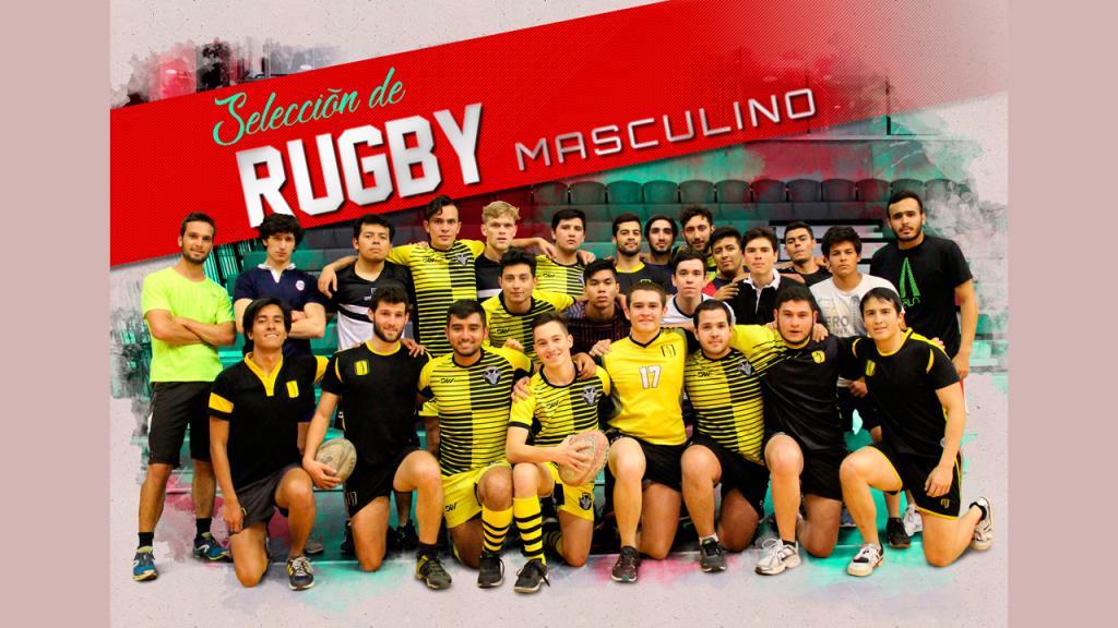 Selección Masculina Rugby Masculino Uniandes