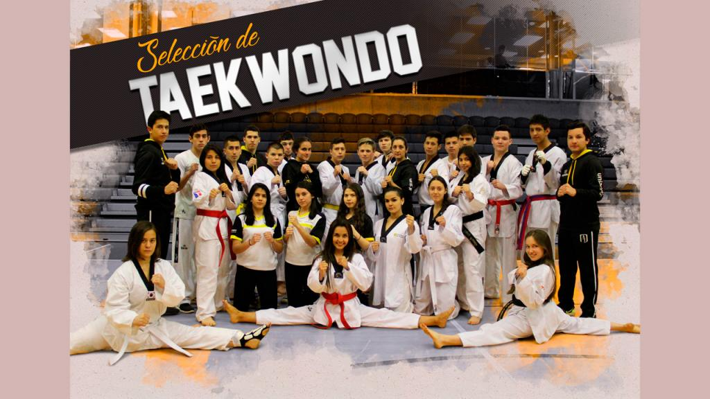 Selección Uniandes Taekwondo