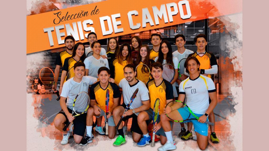 Selección Uniandes tenis de campo