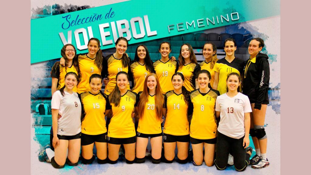 Selección Femenina de Voleibol Uniandes