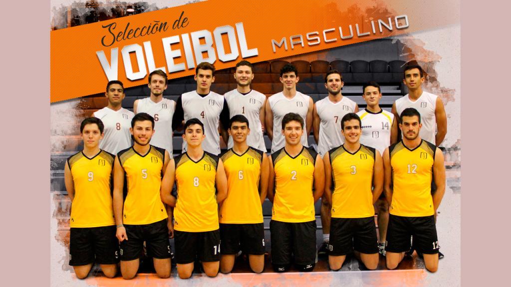 Selección Masculina de Voleibol Uniandes