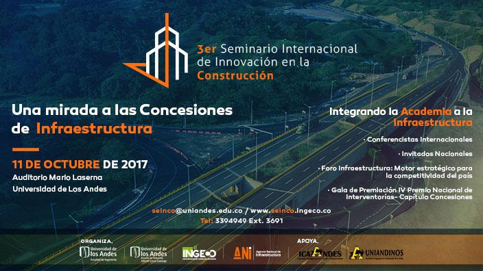3er. Seminario Internacional de Innovación en la Construcción