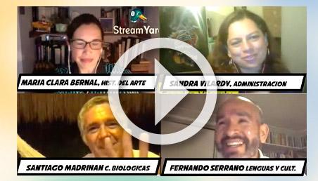 Foto de los invitados a Séneca Divulga