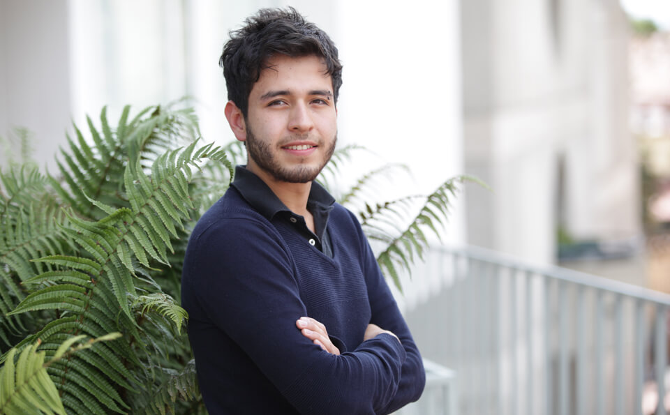 Sergio Armando Camelo Gomez, grado summa cum laude