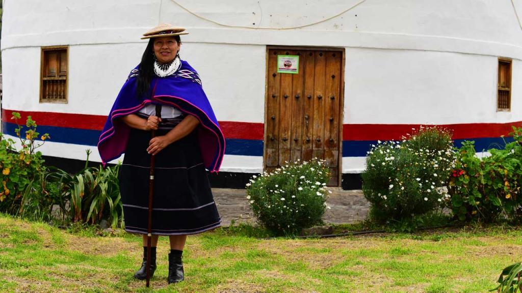 Foto de Indígena de Silvia en Cauca