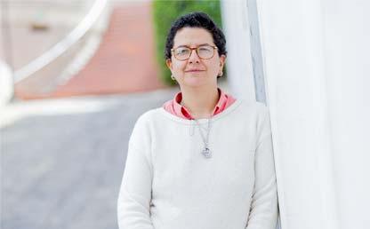 Silvia Restrepo, vicerrectora de Investigación y Creación
