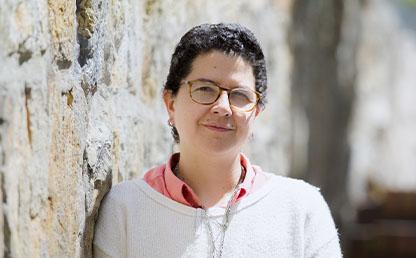Foto Silvia Restrepo vicerrectora académica (e)