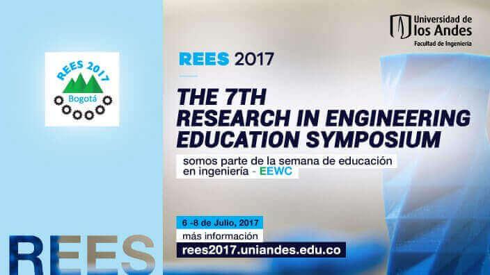 Simposio Internacional de investigación en educación en Ingeniería - REES 2017