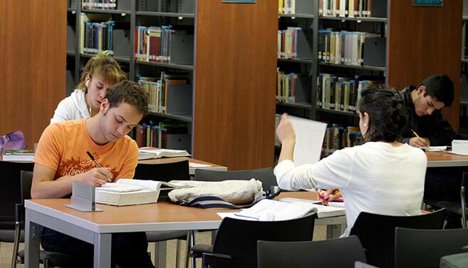 Sistema de bibliotecas Universidad de los Andes
