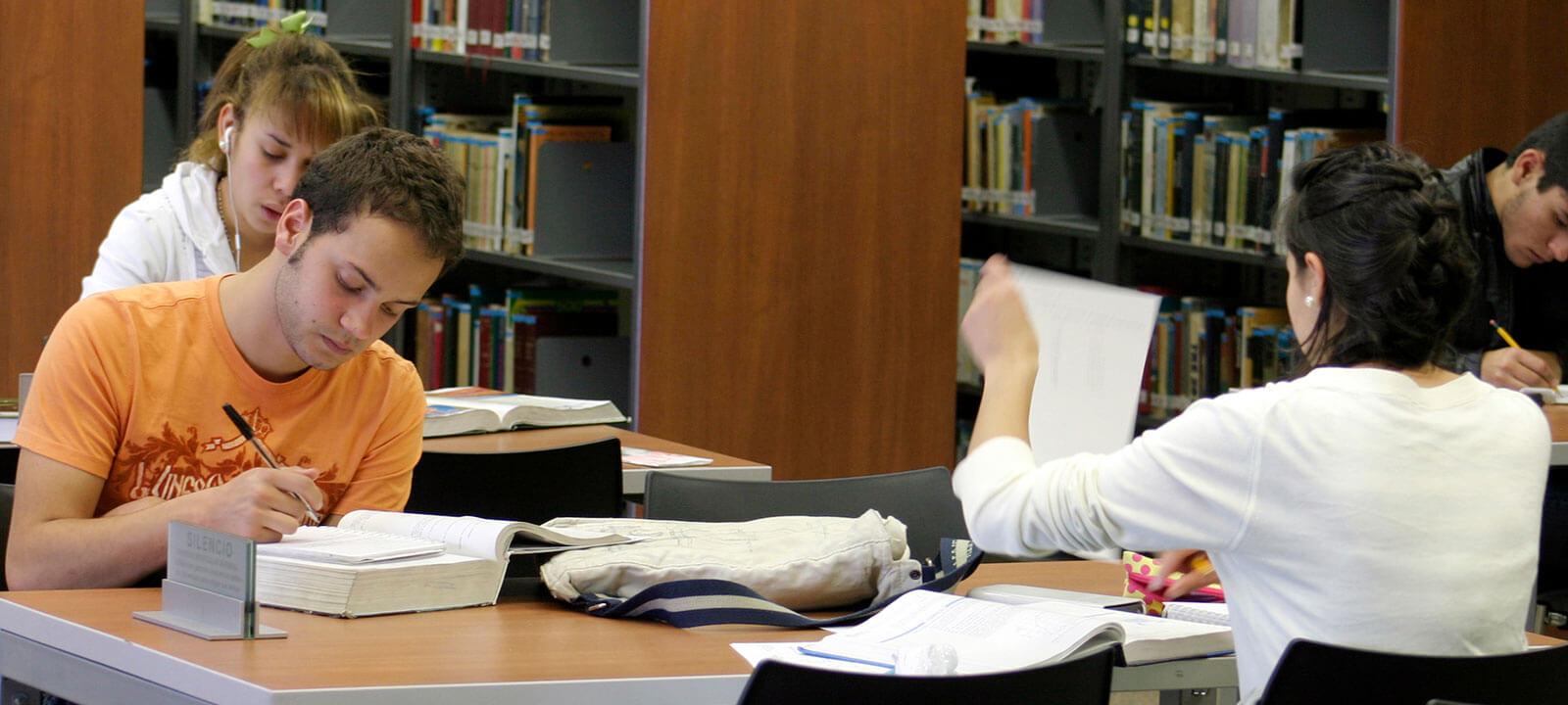 Sistema de bibliotecas de la Universidad de los Andes