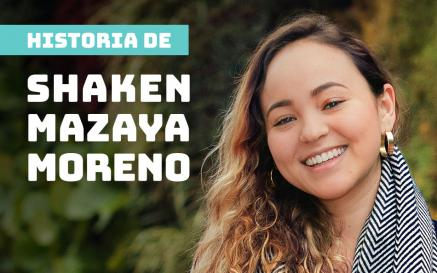 Imagen de Shaken Mazaya Moreno
