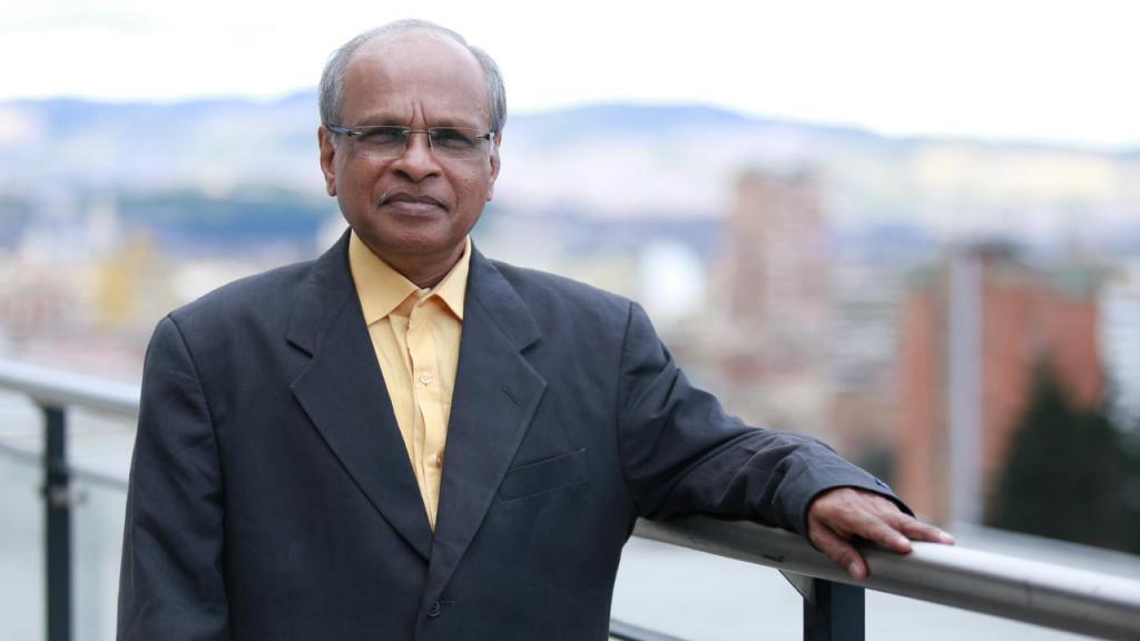 V. Sivasubramanian, director del Centro de Investigación Ambiental del Phycospectrum (PERC), en Chennai (India).
