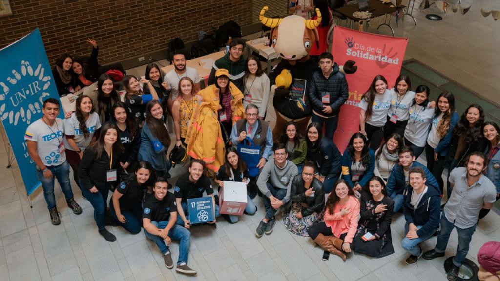 La Universidad de los Andes conmemoró un segundo Día de la Solidaridad