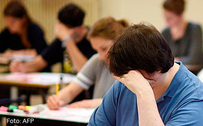 These tests are always undertaken in schools, universities, and at postgraduate level.