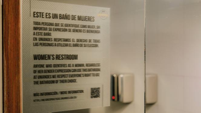 baños neutros para mujeres