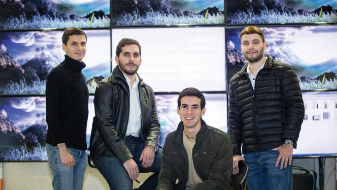 Engineers from Los Andes University