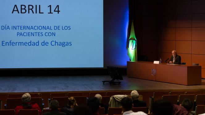Conferencia del día internacional de los pacientes con la enfermedad de Chagas