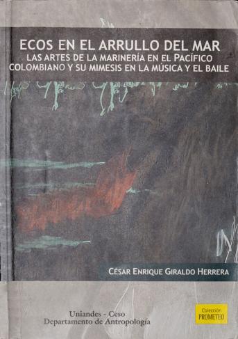 Imagen de la portada del libro Ecos en el arullo del mar