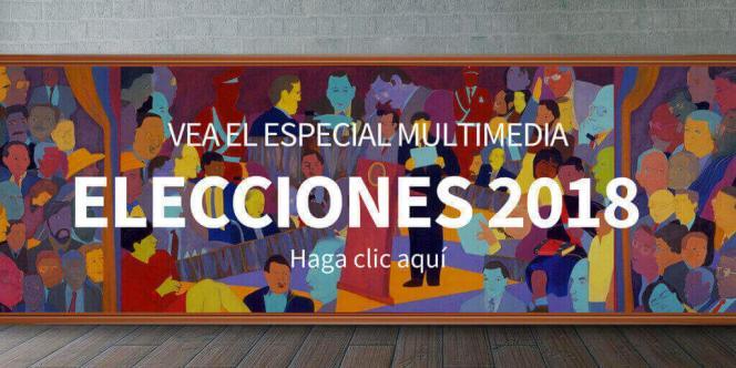 Especial multimedia Elecciones 2018
