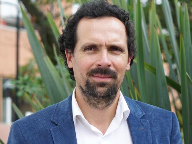 Foto de Juan Manuel Cordovez Álvarez