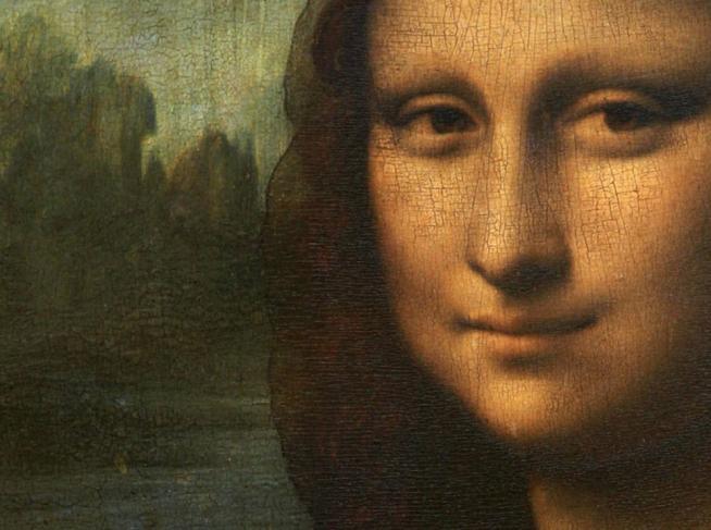Retrato de la Mona Lisa