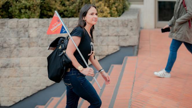 Nathalie Jacob en la Universidad de los Andes