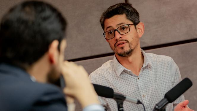 Óscar Becerra profesor de la Universidad de los Andes.