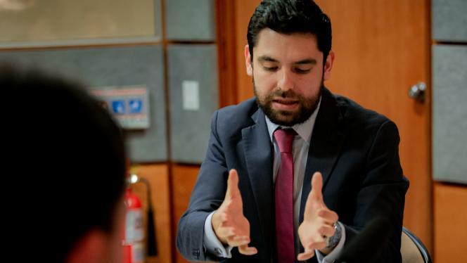 Jorge Llano, vicepresidente técnico de Asofondos.
