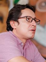 Andrés Barrios Fajardo, professor in the Faculty of Business Administration at the Universidad de los Andes