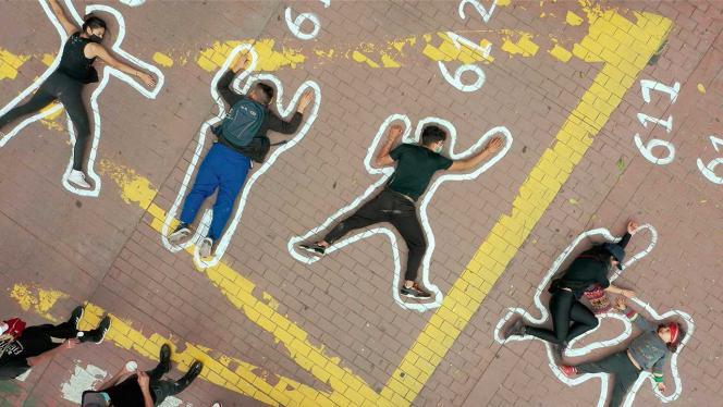 Manifestaciones artísticas, como vías de protesta en Colombia
