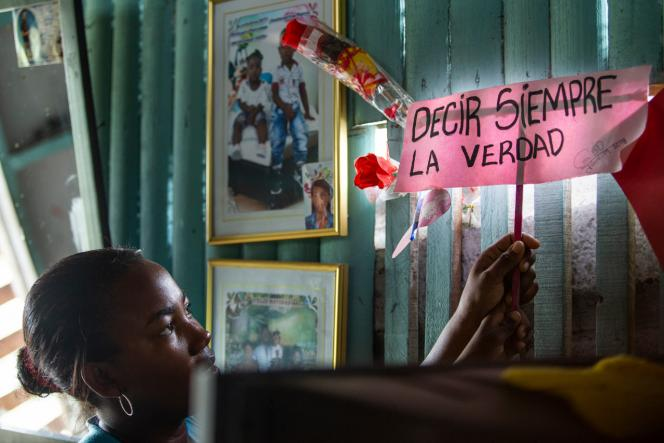 Semillas de Apego, Tumaco 2018