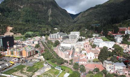Renovación, urbana, triángulo, fenicia, Bogotá, Distrito, plan, vivienda, Uniandes, Universidad de los Andes